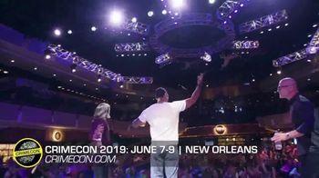 CrimeCon 2019 TV Spot, 'New Orleans' - Thumbnail 2