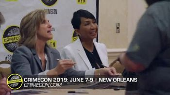 CrimeCon 2019 TV Spot, 'New Orleans' - Thumbnail 3