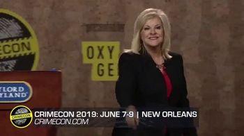 CrimeCon 2019 TV Spot, 'New Orleans' - Thumbnail 4