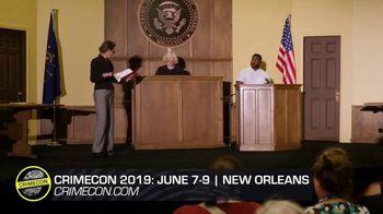 CrimeCon 2019 TV Spot, 'New Orleans' - Thumbnail 5