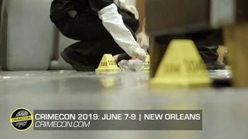 CrimeCon 2019 TV Spot, 'New Orleans' - Thumbnail 6