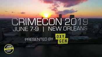CrimeCon 2019 TV Spot, 'New Orleans' - Thumbnail 8