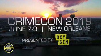 CrimeCon 2019 TV Spot, 'New Orleans' - Thumbnail 9