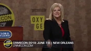 CrimeCon 2019 TV Spot, 'New Orleans' - 39 commercial airings