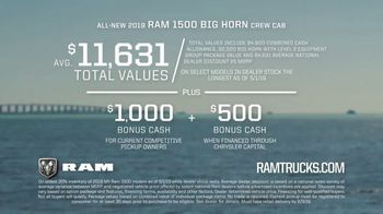 2019 Ram 1500 TV Spot, 'On to Bigger Things: Everything Tagged' [T2] - Thumbnail 8