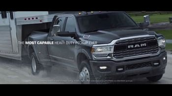 2019 Ram 1500 TV Spot, 'On to Bigger Things: Everything Tagged' [T2] - Thumbnail 6