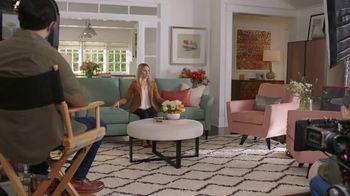 La-Z-Boy TV Spot, 'Cue Cards' Featuring Kristen Bell - 1275 commercial airings