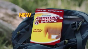 Aspercreme Warming Patch TV Spot, 'On the Go' - Thumbnail 4