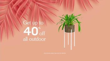 Pier 1 Imports TV Spot, 'Refresh Your Outdoor Space' - Thumbnail 10