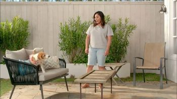 Pier 1 Imports TV Spot, 'Refresh Your Outdoor Space' - Thumbnail 2