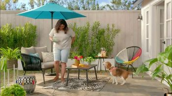 Pier 1 Imports TV Spot, 'Refresh Your Outdoor Space' - Thumbnail 6