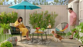 Pier 1 Imports TV Spot, 'Refresh Your Outdoor Space' - Thumbnail 7