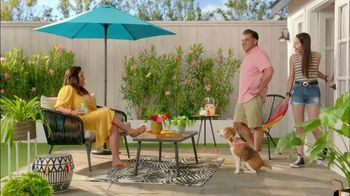 Pier 1 Imports TV Spot, 'Refresh Your Outdoor Space' - Thumbnail 8