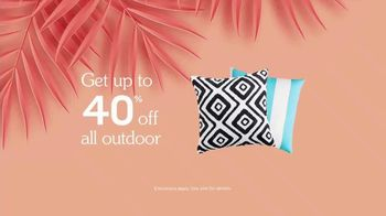Pier 1 Imports TV Spot, 'Refresh Your Outdoor Space' - Thumbnail 9