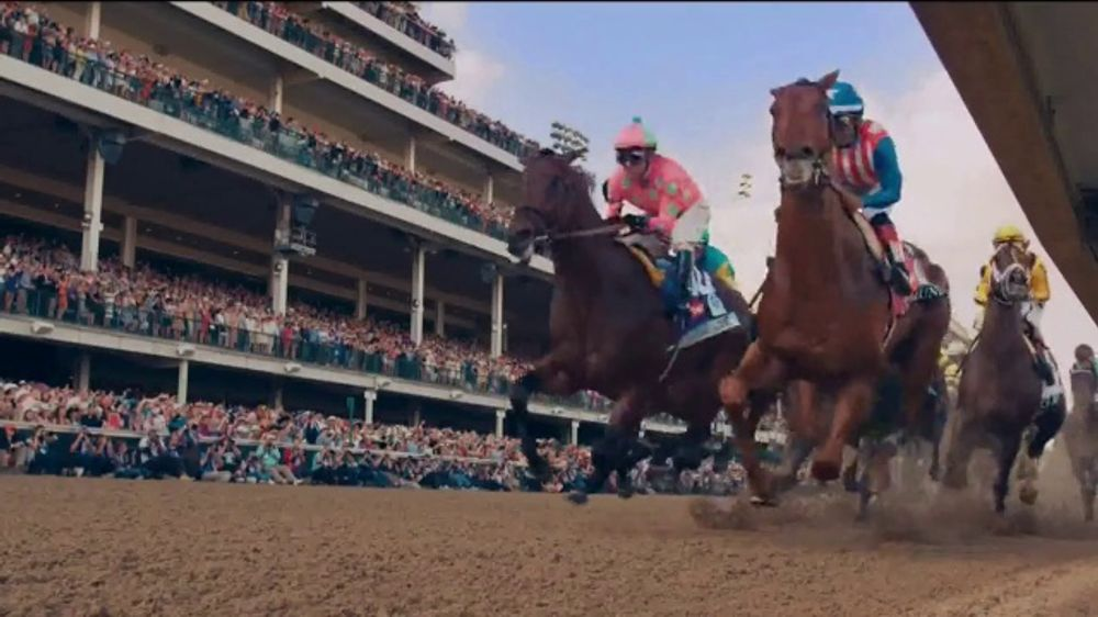 Woodford Reserve TV Commercial, 'Kentucky Derby 145'