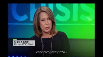 Acorns TV Spot, 'CNBC: Invest in You: Education'