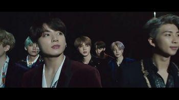 Mediheal Sheet Mask TV Spot, 'Dreams That Change the World' Featuring BTS