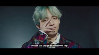 Mediheal Sheet Mask TV Spot, 'Dreams That Change the World' Featuring BTS - Thumbnail 7
