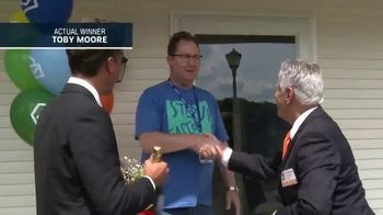 Publishers Clearing House TV Spot, 'Actual Winner: Toby Moore' - Thumbnail 1