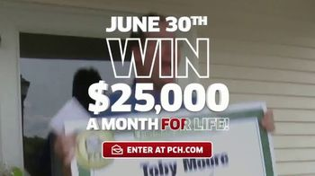 Publishers Clearing House TV Spot, 'Actual Winner: Toby Moore' - Thumbnail 10