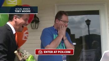 Publishers Clearing House TV Spot, 'Actual Winner: Toby Moore' - Thumbnail 5