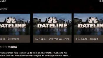 XFINITY TV Spot, 'Dateline Mysteries' - Thumbnail 5