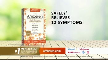 Amberen TV Spot, 'Menopause Relief Supplement' Featuring Mary Lou Retton - Thumbnail 4