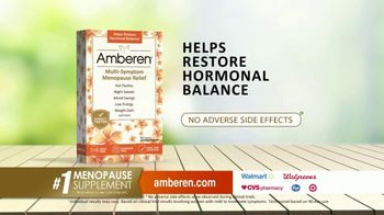 Amberen TV Spot, 'Menopause Relief Supplement' Featuring Mary Lou Retton - Thumbnail 5