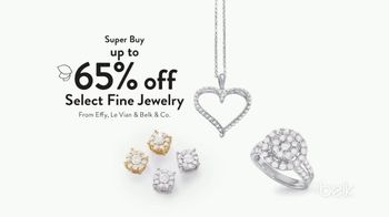 Belk Mother's Day Sale TV Spot, 'Jewelry and Beauty Set' - Thumbnail 4