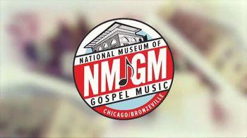 National Museum of Gospel Music TV Spot, 'New Landmark: Lapel Pin' - Thumbnail 8