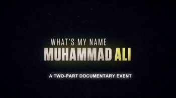HBO TV Spot, 'What's My Name: Muhammad Ali' - Thumbnail 10