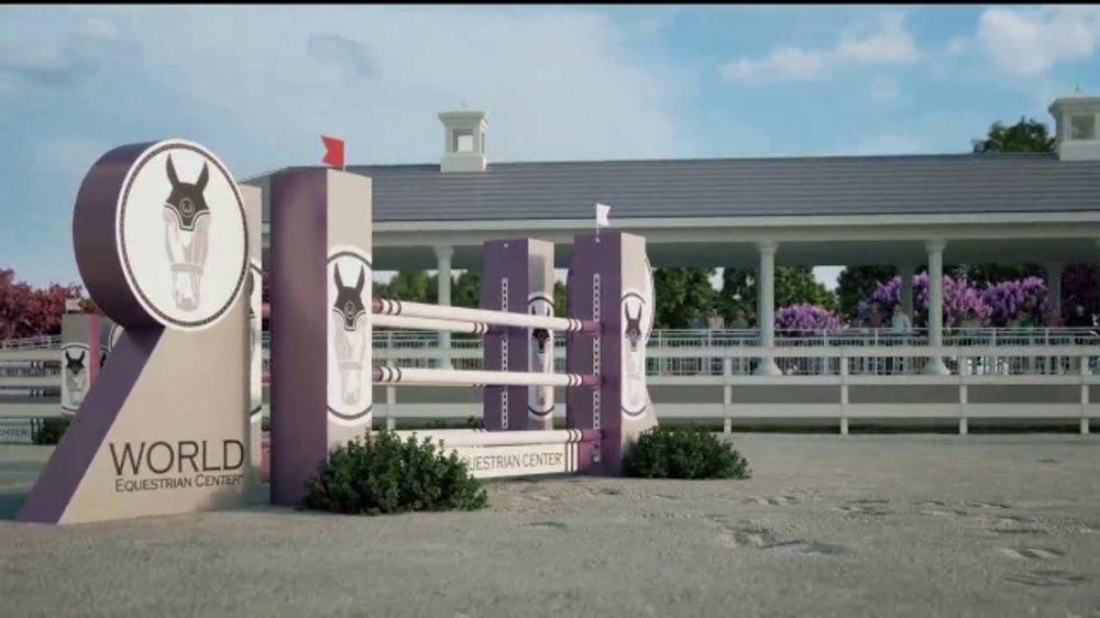 World Equestrian Center Tv Commercial Ocala 2021 Ispot Tv