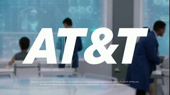 AT&T Unlimited TV Spot, 'AT&T Innovations: Perfect Couple' - Thumbnail 8