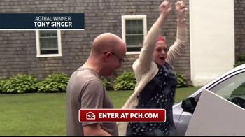 Publishers Clearing House TV Spot, 'Actual Winner: Tony Singer' - Thumbnail 4