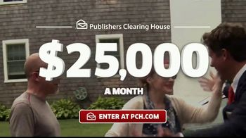 Publishers Clearing House TV Spot, 'Actual Winner: Tony Singer' - Thumbnail 6