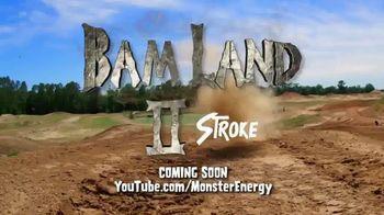 Monster Energy TV Spot, 'Bam Land II: Stroke' Featuring Justin Barcia - Thumbnail 9