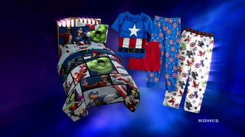 Kohl's TV Spot, 'Avengers: Endgame Inspired Clothing, Bedding & Toys'