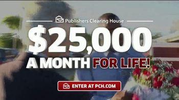 Publishers Clearing House TV Spot, 'Actual Winner: Bernard Charles' - Thumbnail 7