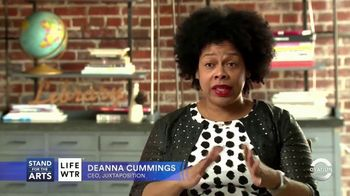 Stand for the Arts TV Spot, '2019 Teacher Appreciation Week: Juxtaposition Arts'