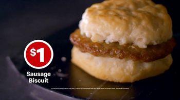 McDonald's Sausage Biscuit and Sausage McGriddles TV Spot, 'The Professor' - Thumbnail 8