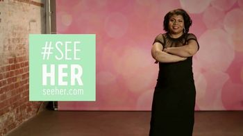 SeeHer TV Spot, 'Speak Up for Other Women' Featuring April Ryan - Thumbnail 7