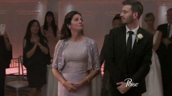 Poise TV Spot, 'Wedding Dance'