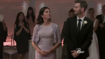 Poise TV Spot, 'Wedding Dance'