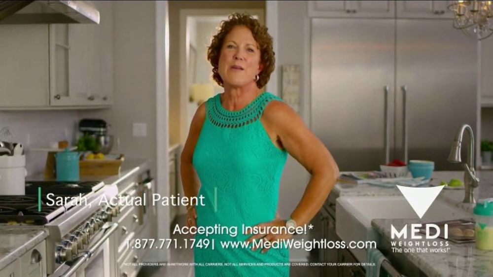 Medi-Weightloss TV Commercial, 'Now Accepting Insurance'
