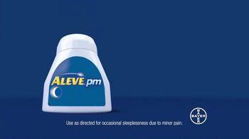 Aleve PM TV Spot, 'Restless Night's Sleep' - Thumbnail 8