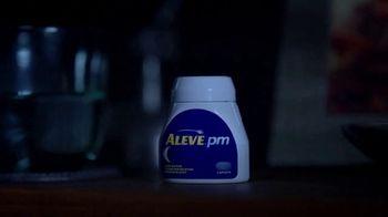 Aleve PM TV Spot, 'Restless Night's Sleep'