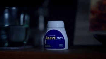 Aleve PM TV Spot, 'Restless Night's Sleep' - Thumbnail 3