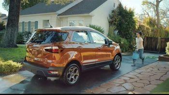 Ford SUVs TV Spot, 'Lavado de autos' [Spanish] [T1] - Thumbnail 2