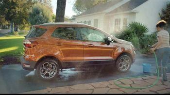 Ford SUVs TV Spot, 'Lavado de autos' [Spanish] [T1] - Thumbnail 4