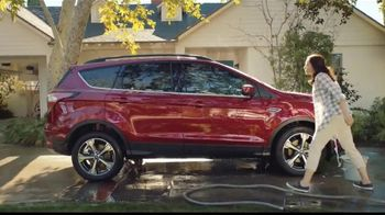 Ford SUVs TV Spot, 'Lavado de autos' [Spanish] [T1] - Thumbnail 5